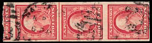 A Guideline on the 2¢ Imperforate of 1908