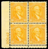 The Ten Cent Washington Bicentennial