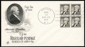 First Day Cover with Cachet